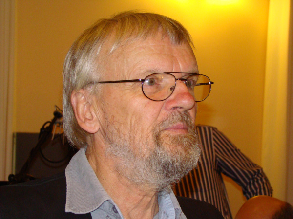 1. Vorsitzender Heiner-Borcherding