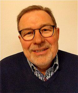 1. PR -Manager Helmut Heyer
