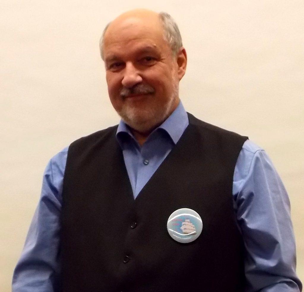 Hans-Ulrich Schupke 1. Schriftführer