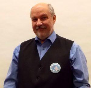 Hans-Ulrich Schupke 1. Schriftführer / PR-Manager